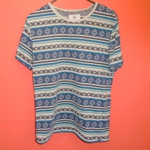 On The Byas by Pacsun  Aztec Design Shirt